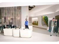 Iqos flagship store for Philip Morris